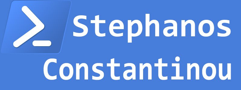 SConstantinou Website Logo