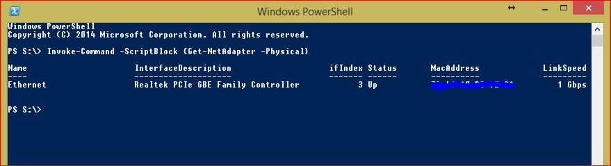 PowerShell Script Blocks - Example 1