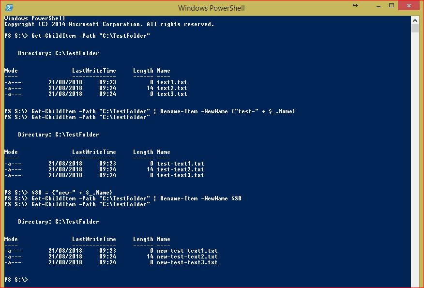 powershell script blocks - stephanos constantinou blog