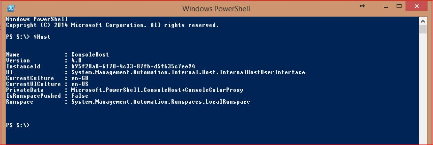 PowerShell Automatic Variables - Example 12