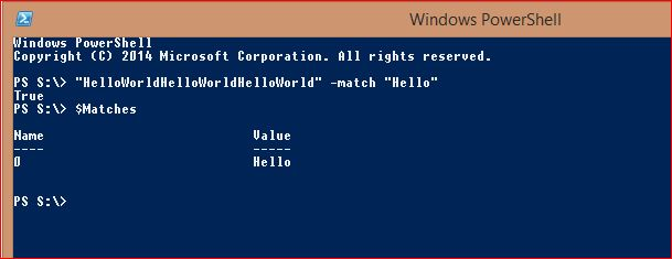 PowerShell Automatic Variables - Example 15