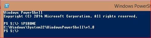 PowerShell Automatic Variables - Example 23
