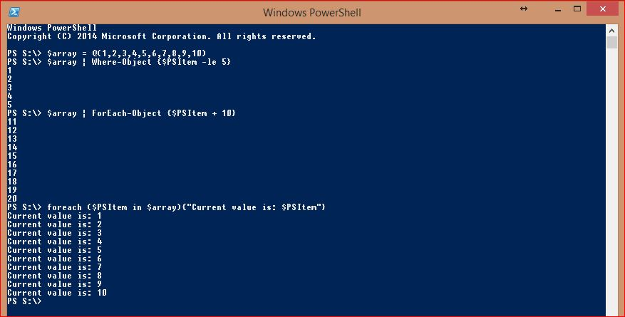 PowerShell Automatic Variables - Example 24