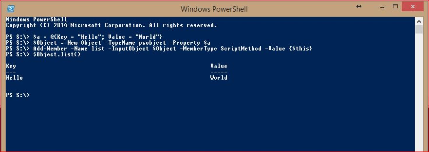 PowerShell Automatic Variables - Example 29