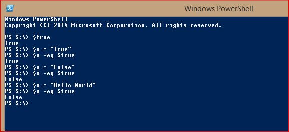 PowerShell Automatic Variables - Example 30