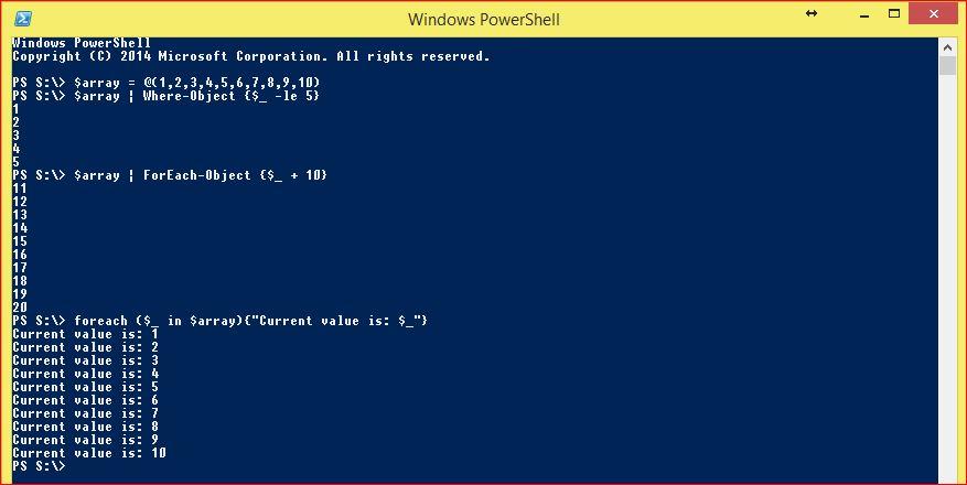 PowerShell Automatic Variables - Stephanos Constantinou Blog