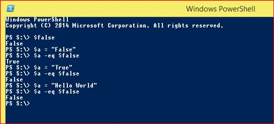 PowerShell Automatic Variables - Example 9