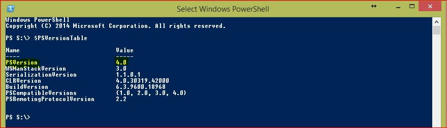 PowerShell Remoting - 1