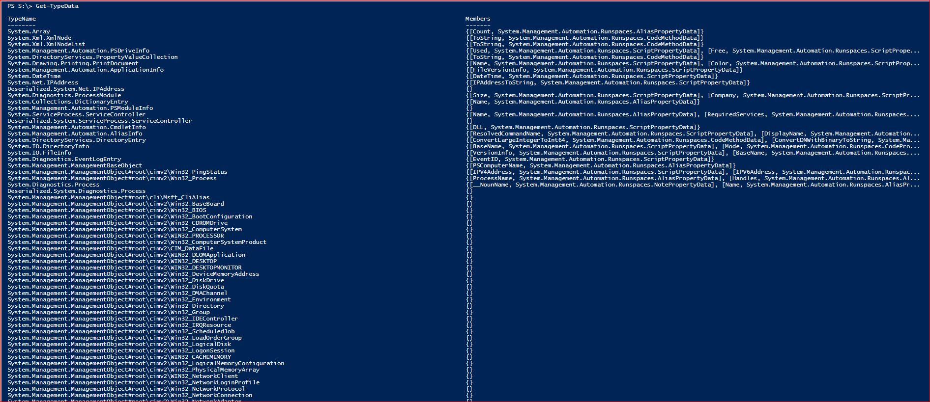 PowerShell Type Operators - Example 4