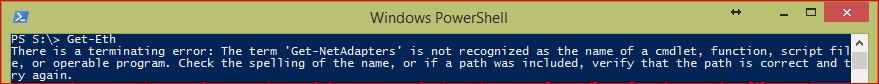 PowerShell Trap - Example 2