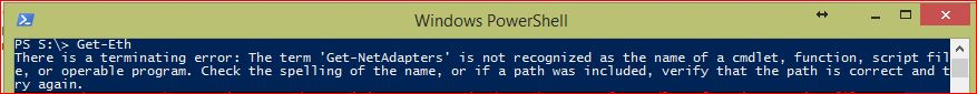 PowerShell Trap - Example 3