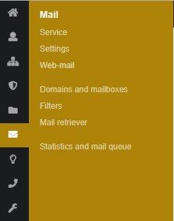 ICS Cube - Mail Server